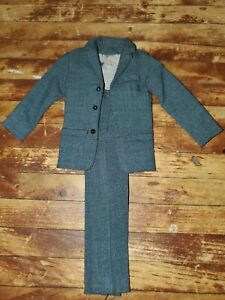 Vintage Gray Suit Hasbro Barbie KEN DOLL1960's & 70's ACCESSORY
