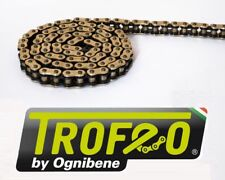 Trofeo Gold 520 Pitch Chain 104 Links Fits Yamaha YZF350 Banshee Quad 89-06
