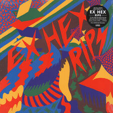 Ex Hex - Rips (Vinyl LP - 2014 - US - Original)