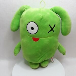 "UGLY DOLL Toy Plush Ox Green Monster One Eye 2019 Uglydoll 12"" Stuffed Animal"