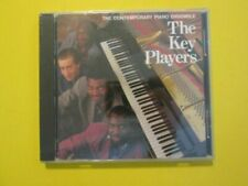 Contemporary Piano Ensemble - The Key Players CD 1994 Sony Music FACTORY SEALED