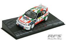 1:43 Toyota Corolla WRC - Carlos Sainz / Luis Moya - Rallye Monte Carlo 1998