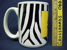 N.O.S. Arizona State University logo porcelain china Coffee Tea Mug Cup Sparky