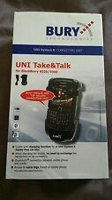 .Bury Cradles System 8 Take Talk Blackberry 8520 9300 Bluetooth Mobile Phones