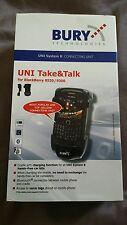 .Bury Cradles System 8 Take Talk Blackberry 8520 9300 Bluetooth Mobile Phones