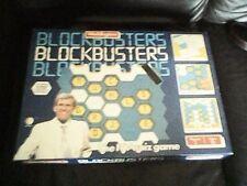 VINTAGE WADDINGTONS BLOCKBUSTERS BOARD GAME 1980'S TV BOB HOLNESS ON COVER
