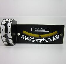Mechanical Dual Axis Inclinometer Model 25SDA (Supplied with Aust Tax Invoice)