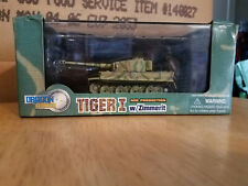 DRAGON ARMOR: TIGER I TANK EASTERN FRONT 1944,  60062 SCALE 1/72.