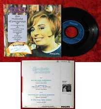 EP Georgette Lemair: Des Millions D`Amoureux (Philips 437.465 BE) Frankreich