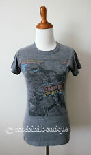 RARE Junk Food Star Wars Empire Strikes Back Heather Gray Womens T-Shirt, S or M