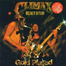 Climax Blues Band Gold plated (1976/91, Repertoire)  [CD]