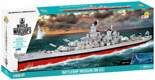 Cobi 3084 - World Of Warships -  Battleship Missouri (BB-63) - Neu
