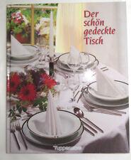 """Buch """" Der schön gedeckte Tisch"""" von Tupperware"""