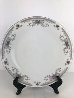 """Winley China FLORAL 10 1/2"""" Plate"""