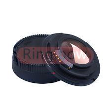 NEW AF Confirm M42 to Nikon F Lens Adapter D750 D810 D5300 D3300 Df D7100 D5200
