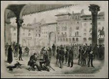 QUARTIER GENERALE CASALE_PIEMONTE.GUERRE D'ITALIE.1859.