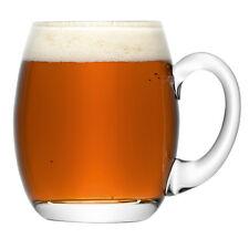 LSA Bar Beer Tankard 500ml clear - G1026-18-991