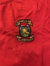 Killarney Fire Rescue Department T-Shirt XL Extra Large Irish Preowned EUC