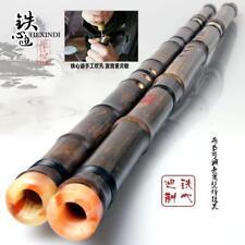 shakuhachi Professional Purple Bamboo Flute Xiao Chinese Instrument  F Key