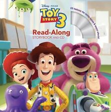Toy Story 3 Read-Along Storybook and CD by Disney Book Group