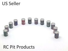 RC 1/10 Scale Accessories 12 Pack of Beer in Alum Cans for RC Crawler US Seller