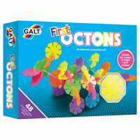Galt First Octons - Ideal First Octons Construction Toy Set