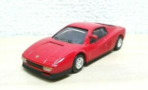1/72 Dydo Hot Wheels FERRARI TESTAROSSA RED diecast car model