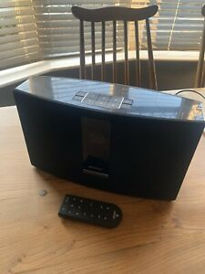 Bose SoundTouch 20 Series III Wireless Music System - Black In Great Condition