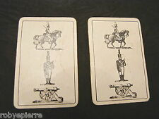 Risiko gioco in scatola vintage ricambio ricambi 2 carte territori jolly insieme