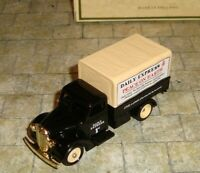 LLEDO - DAYS GONE -  1939 FORD CANVAS BACK TRUCK - DAILY EXPRESS - BOXED