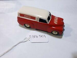 micro model coca cola Holden panel van std501 traigirl13 combin post