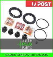 Fits SUBARU IMPREZA G10 1992-2002 Brake Caliper Cylinder Piston Seal Repair Kit
