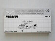 Pegasus 1/72 1028 ALBATROS D.III GERMAN AND O.A.W