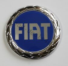 Fiat Azul Frontal Insignia Emblema Grande Punto PALIO PUNTO II Panda Stilo Scudo