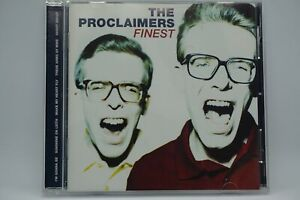 The Proclaimers - The Finest  (Best Of)   CD Album