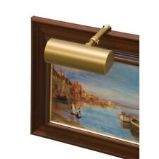 "House of Troy Contemporary 5"" Gold Picture Light - C5-1"