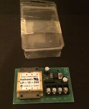BCI Bryant Vibratory Feeder Control Power Supply Model 8203 - 230VAC/12VDC 150mA