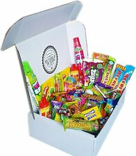 Bumbledukes Fizzy, Sweet & Sour Candy Contemporary & Retro Hamper/Selection Box