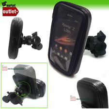 Waterproof Bicycle Bike Mount Holder Case for Sony Xperia Z /Z1 L39H/Z2 L50w/Z3