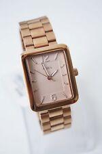 Fossil es4156 fantastico reloj pulsera Atwater Rosegold nuevo