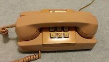 Vintage GTE AE Push Button Telephone Model 182 Beige Starlite