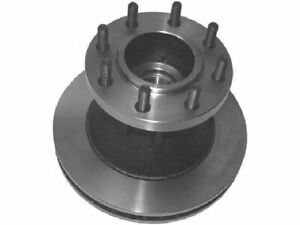 For 1975-1986 Chevrolet C30 Brake Rotor and Hub Assembly Front Bendix 85869TN