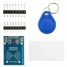 RC522 Card Read Antenna RF Module RFID Reader IC Card Proximity Module w/ Key