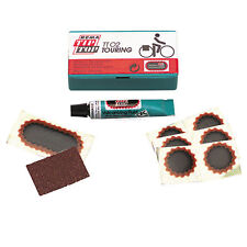 Rema Tip-Top Tt02 Touring Bike Patch Kit-Each