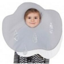 bnwt pretend to bee weather rain cloud fancy dress tabard costume approx 3-6