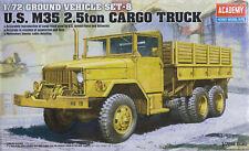 Academy 1/72 US M35 2.5ton Cargo Truck