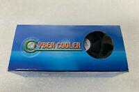 CYBER COOLER INTEL Pentium 2 & 3 CPU Cooler SLOT1 PENTIUM FAN WITH HEAT SINK NEW