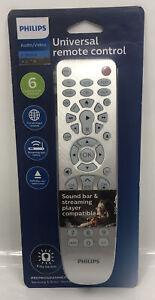Philips 6 Universal Remote Control Elite
