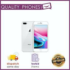 Apple iPhone 8 Plus - 128GB - Silver (Unlocked) A1897 (GSM)