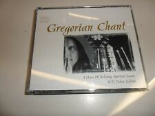 Cd  The Soho Collection: 3 Hours Of Relaxing Deluxe Edition Gregorian Chant
